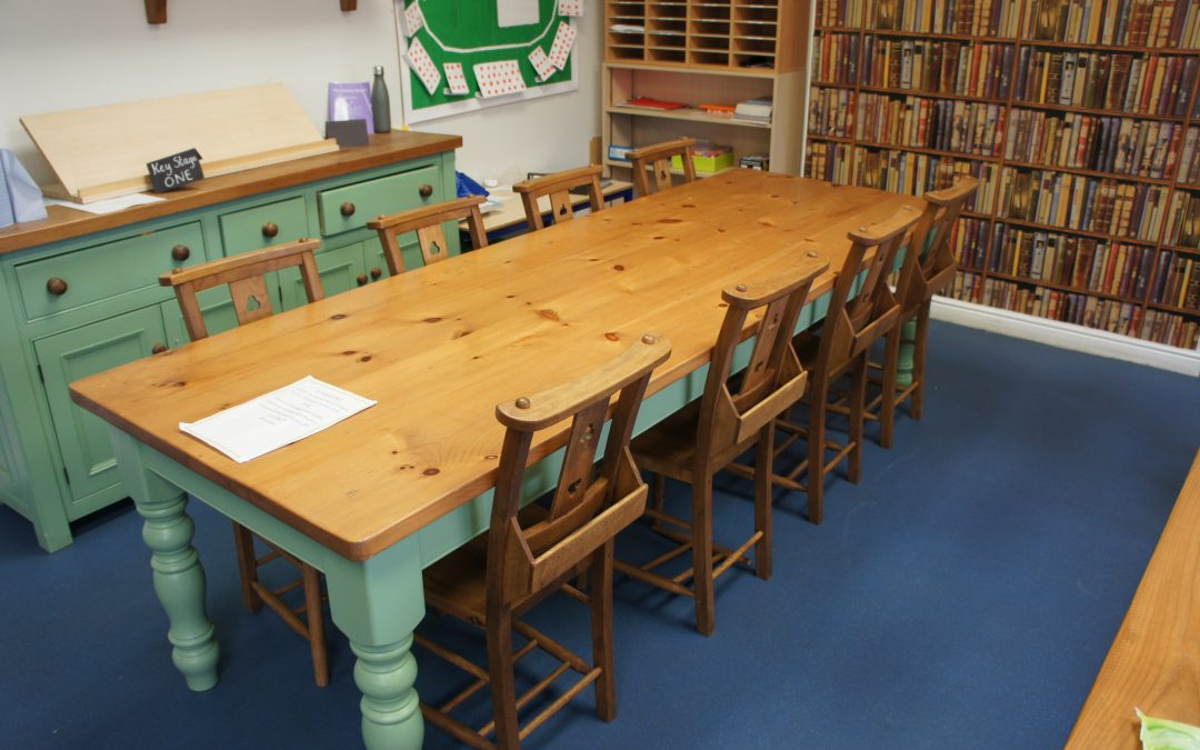 Primary School Staff Room