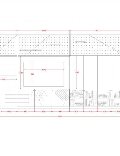 Teacher Wall - Design A Front V3