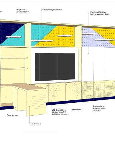 Teacher Wall - Design Option A V3