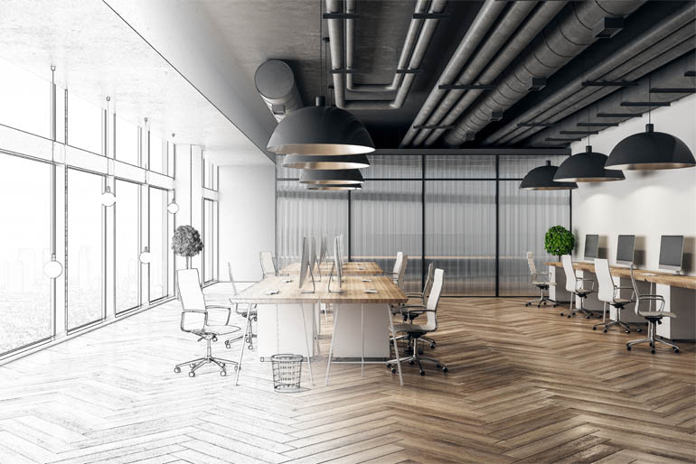 Office Refurbishment & Fit Out
